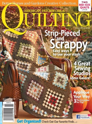 American Patchwork & Quilting (2-year)
