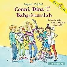 Conni, Dina und der Babysitterclub (Conni & Co 12) Hörbuch von Dagmar Hoßfeld Gesprochen von: Ann-Cathrin Sudhoff