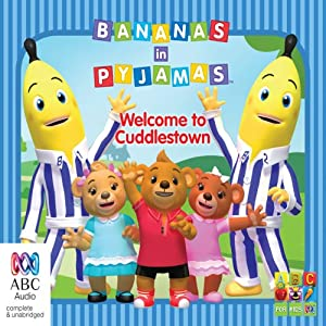 Bananas in Pyjamas Audiobook