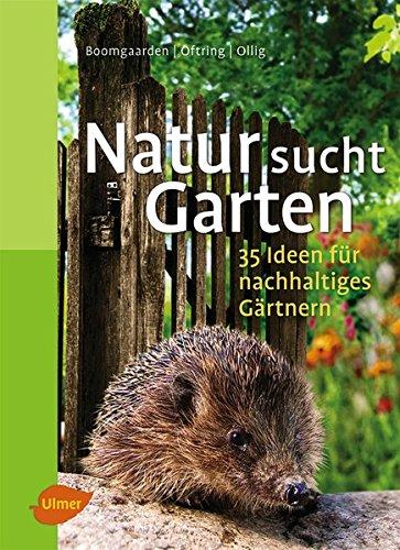 Büchertipps: Naturnaher Garten