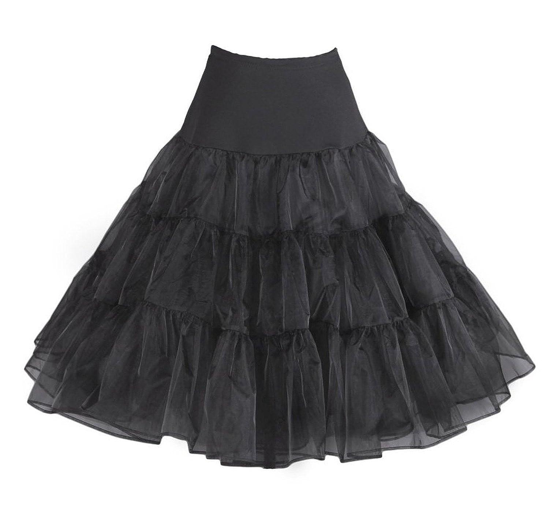 0c11094e2acce Dresstell☆♪レディーズ☆ショート丈 3段パニエ フリルいっぱい ふわふ