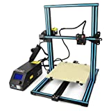 Creality CR-10S DIY 3D Printer Kit Large Printing Size 300x300x400mm Dual Z Axis and Filament Detector Use 1.75mm PLA Filament (Tamaño: 300x300x400mm)