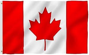 Canadian National Flag