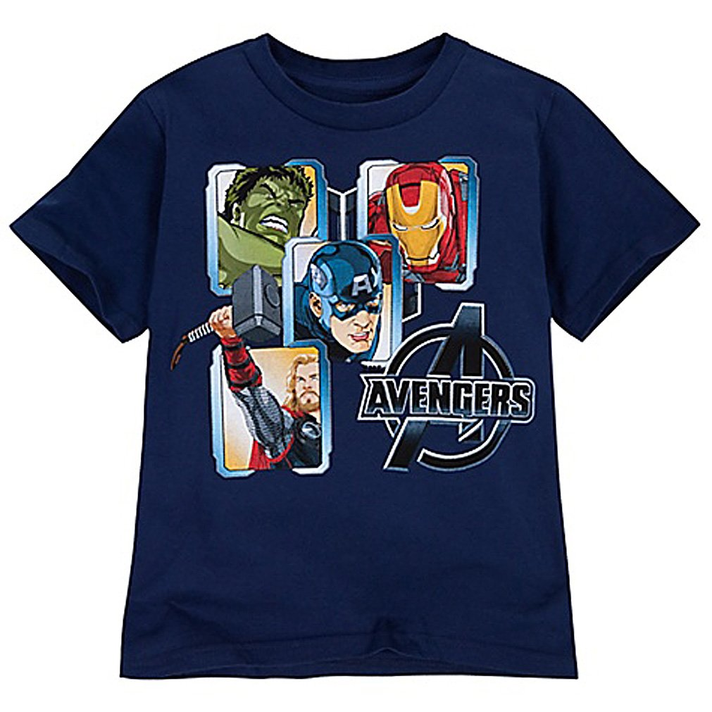 The Avengers Kids T Shirt