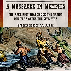 A Massacre in Memphis Audiobook