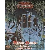 Bleak House: The Death of Rudolph Van Richten (AD&D Ravenloft Boxed Adventure) ~ William W. Connors