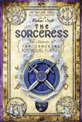 The Sorceress (The Secrets of the Immortal Nicholas Flamel)