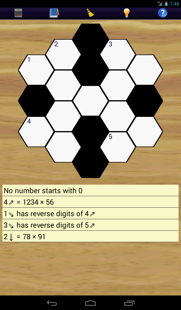 Amazon.com: Math Hexagon Puzzles: Appstore for Android