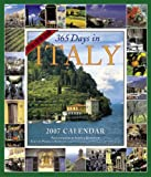 365 Days in Italy Calendar 2007 (0761140808) by Schultz, Patricia
