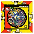 The Simpsons CC148 Glow in the Dark Trick or Treat Jigsaw Puzzle (500 Pieces)