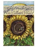 img - for Global Doodle Gems Flower Collection Volume 1: