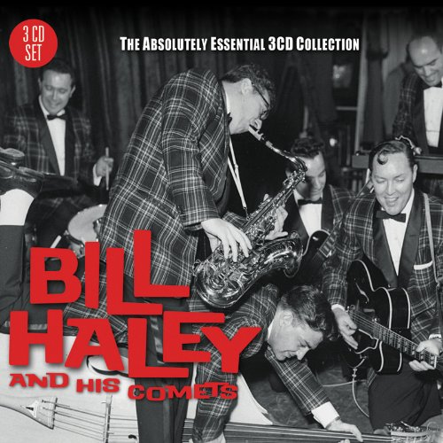 Bill Haley &Amp; His Comets - Absolutely Essential - Zortam Music