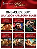 img - for One-Click Buy: July 2009 Harlequin Blaze book / textbook / text book