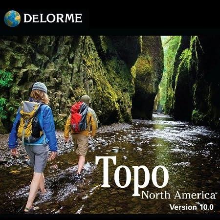 Topo North America 10.0