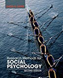 img - for Research Methods for Social Psychology book / textbook / text book