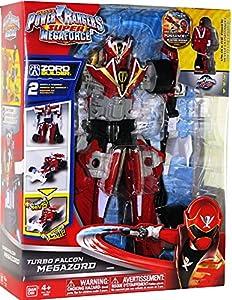 Power Rangers Super Megaforce - Turbo Falcon Megazord