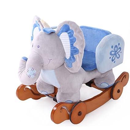 Labebe: Schaukelelefant