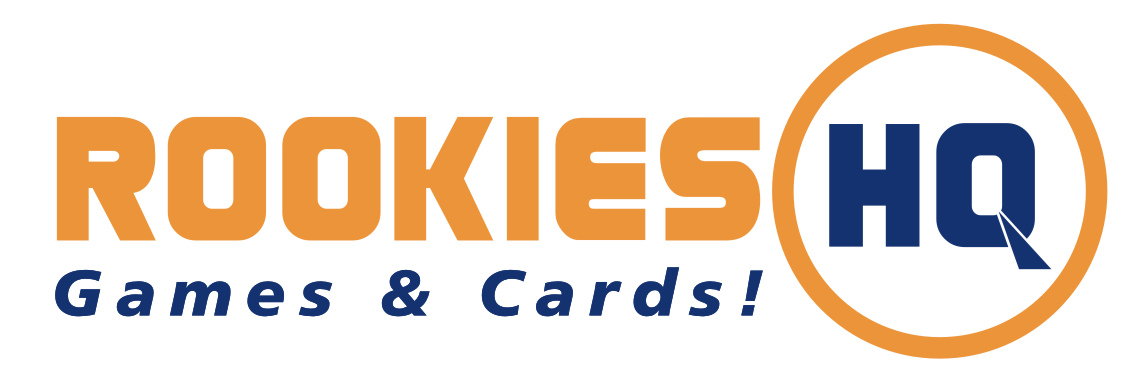 Rookies HQ Games & Cards