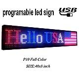 P10 SMD LED Sign 40