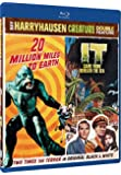 20 MILLION MILES TO EARTH/IT CAME FROM BENEATH THE SEA:HARRYHAUSEN;RAY DOUBLE FEATURE [Blu-ray]