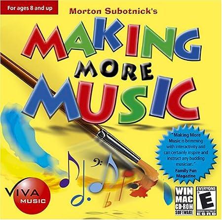 Making More Music