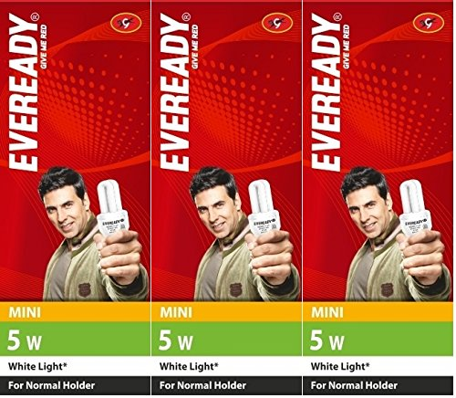 Mini-5W-CFL-Bulb-(White-and-Pack-of-3)