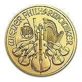 ウィーン金貨 1/25オンス 2015年 オーストリア造幣局発行 1.24gの純金 24金 ゴールド コイン