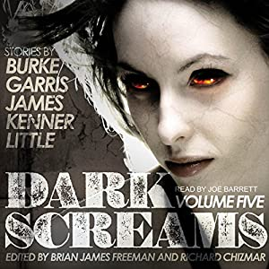 Dark Screams, Volume Five Audiobook