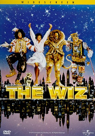 The W (Scarecrow Costume The Wiz)