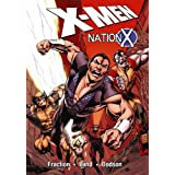 X-Men: Nation X HC (Uncanny X-Men: Nation X)by Matt Fraction