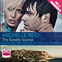 The Kanellis Scandel Audiobook by Michelle Reid Narrated by Jilly Bond