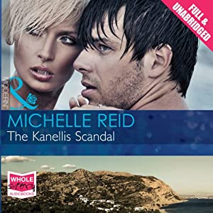 The Kanellis Scandel Audiobook