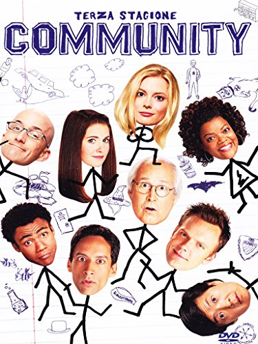 Community Stagione 03 [3 DVDs] [IT Import]