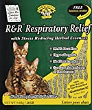 Precious cat Respiratory Releif Clay Premium All Natural cat Litter with Herbal Essences