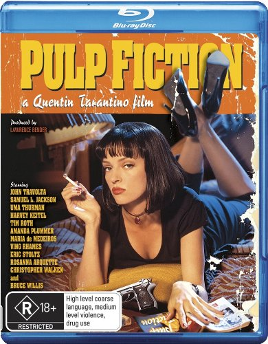 Криминальное чтиво / Pulp Fiction (1994) BDRip