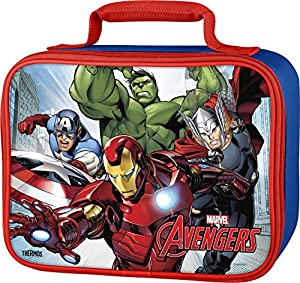 Thermos Avengers Soft Lunch Kit at Gotham City Store