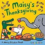 Maisy's Thanksgiving Sticker Book