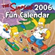 Official The Simpsons Calendar 2006 (Entertainment Square Calendar)