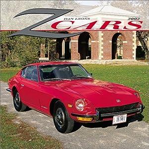 Cars Nissan 2002 Calendar: Daniel B. Lyons: 9780763143527: Amazon