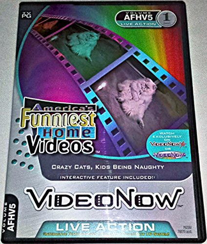 Videonow Personal Video Disc 3-Pack: America's Funniest Home Video #6 - 1