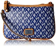 Nine West Printed Chain Wristlet