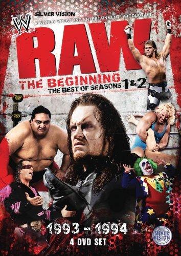 WWE - RAW Der Anfang: Das Beste der Staffeln 1+2 [4 DVDs]