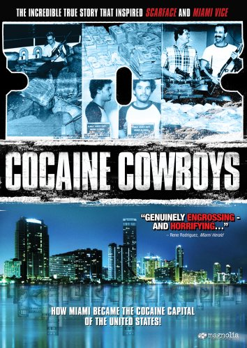 Cocaine Cowboys [DVD] [2007] [Region 1] [US Import] [NTSC]