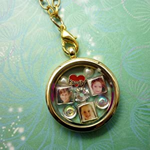 amazoncom your picture on floating charm for origami owl