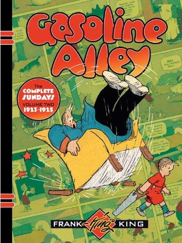 GASOLINE ALLEY HC 02 COMPLETE SUNDAYS 1923-1925