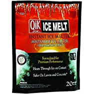 MILAZZO INDUSTRIES 30020 QiK JOE Ice Melt-20# QIK JOE ICE MELT