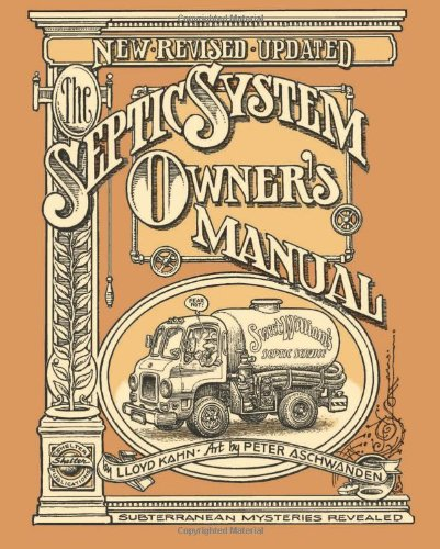 This clearly written, illustrated guide addresses that need, emphasizing conventional septic systems powered by gravity flow, filtering through soil, and the natural soil organisms that purify sewage.