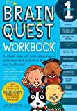 img - for Brain Quest Workbook: Grade 1 by Trumbauer, Lisa (Workbook Edition) [Paperback(2008)] book / textbook / text book