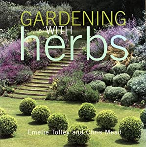 "Cover of ""Gardening with Herbs"""