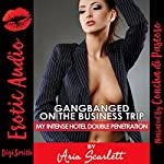 Gangbanged on the Business Trip: A Rough Group Sex Erotica Story | Aria Scarlett
